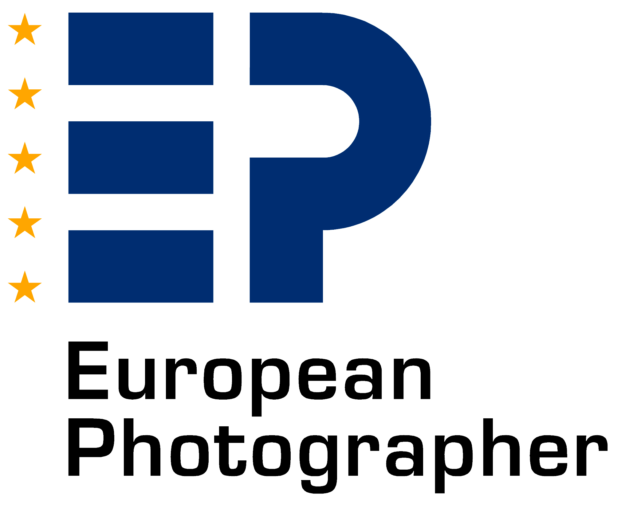 European Photographer label