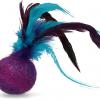 Wooly Luxury Feather Dream Ball03©KATSHOPBYKATSIGN