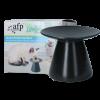 AFP-Elevated Pet Wet Food Bowl – Charcoal01©KATSHOPBYKATSIGN
